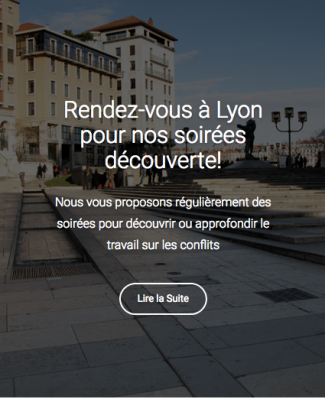 Rendez-vous à Lyon!